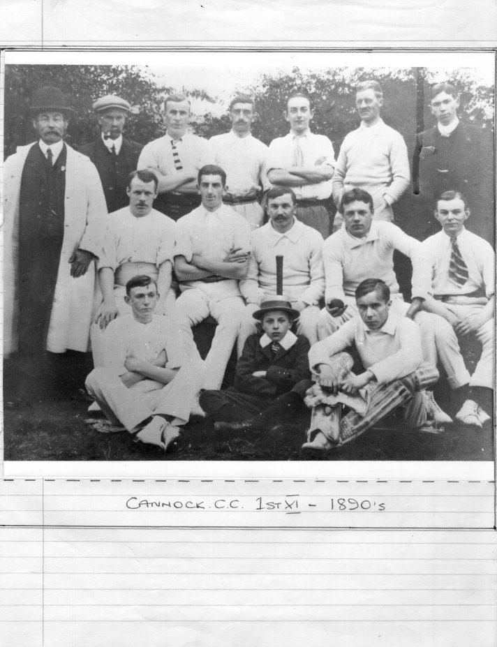 1890s First XI