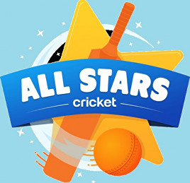 All stars cricket logo 2